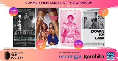 Summer Film Series 2 2019