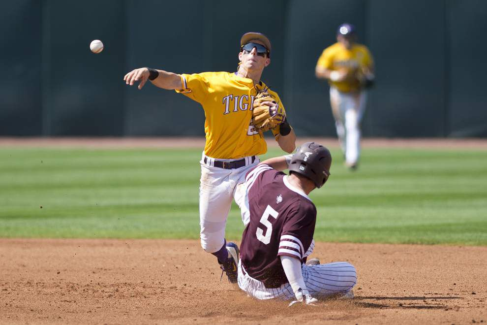 How missed opportunity in 1st inning doomed LSU in series finale vs. Texas A&M _lowres