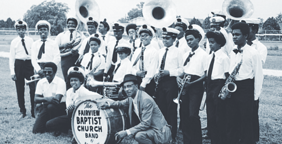 300 Fairview Baptist Church Band