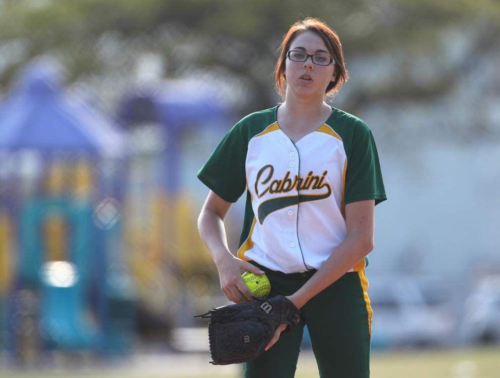 Cabrini hopes to take next step at state softball tournament _lowres
