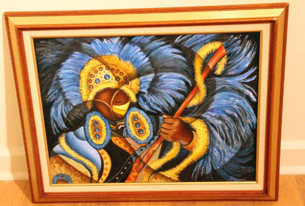 Southern University exhibit coincides with national arts alliance's annual conference _lowres