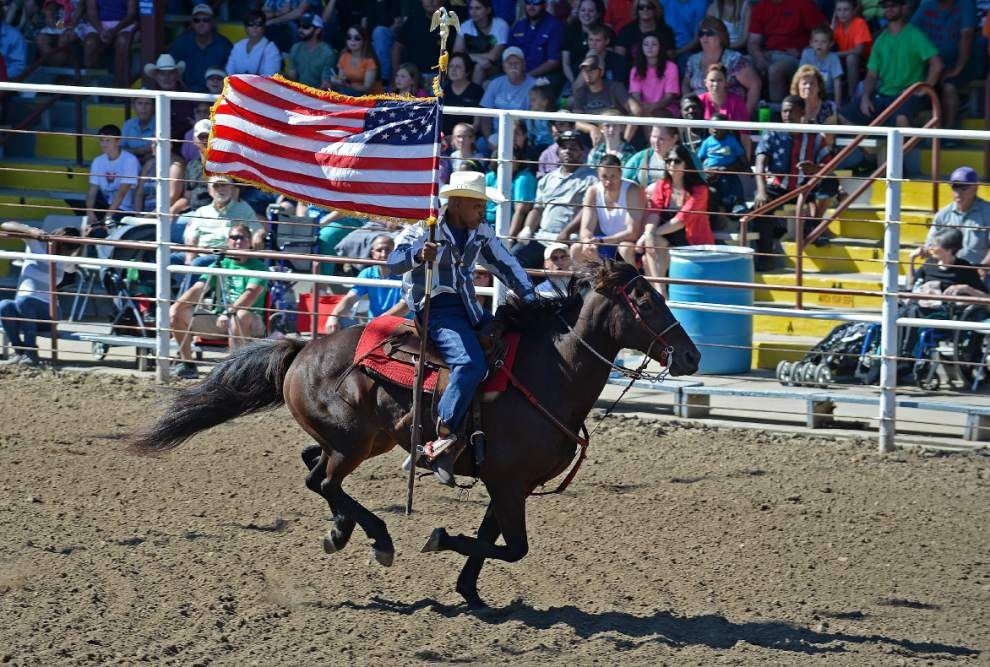 The Angola Rodeo: Wildest Show in the South _lowres