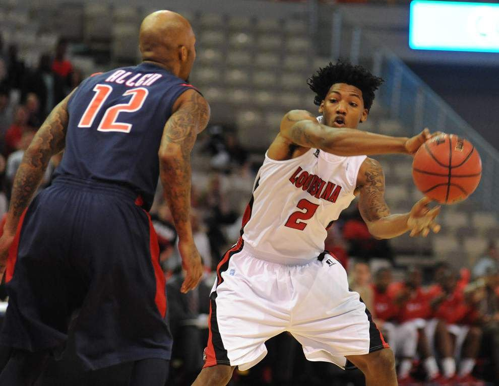 Cajuns encouraged by close calls on the road _lowres