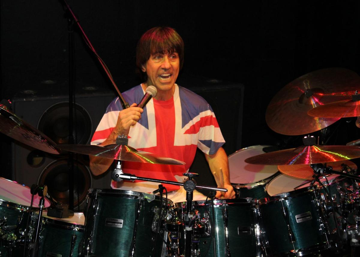 mick berry as keith moon