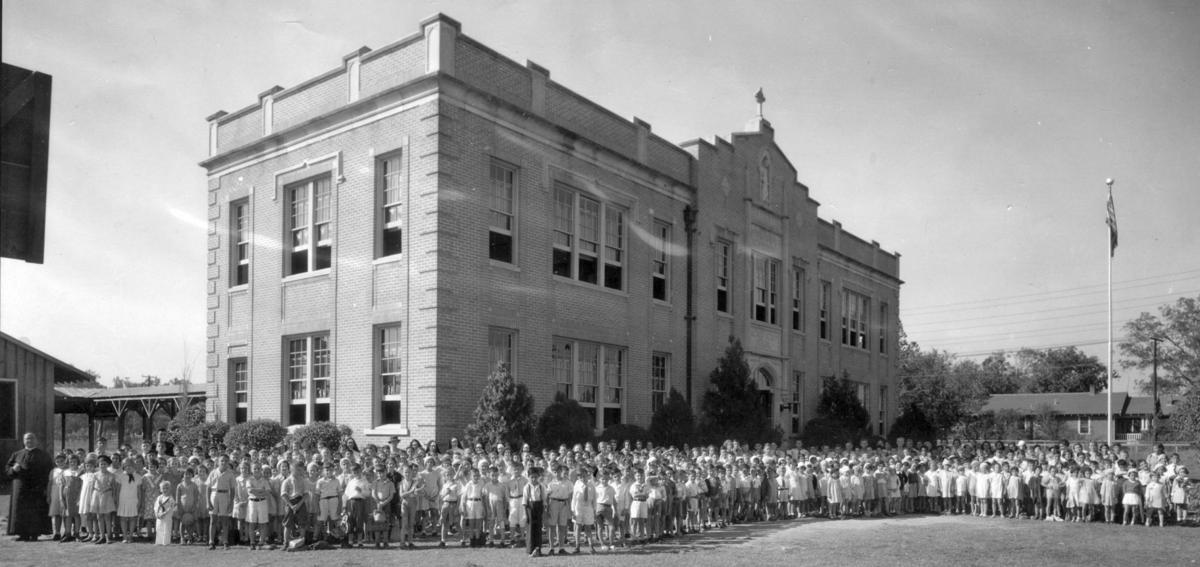 Sacred Heart 1934-35 original school bldg.jpg