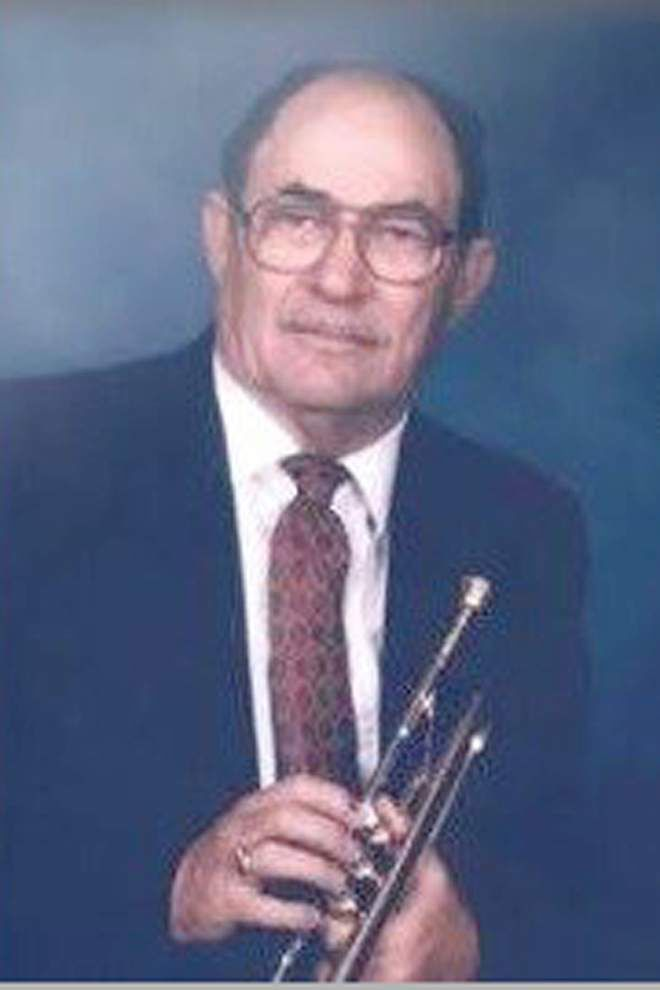 Jazz trumpeter Harry St. Pierre dies; Lafayette music educator performed around the world _lowres