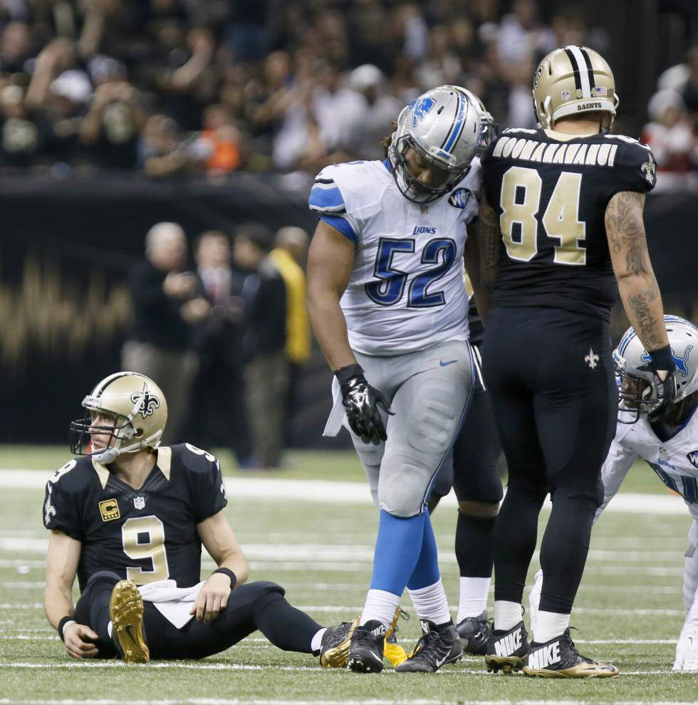 Drew Brees: If Saints see future franchise QB 'then by all means, draft him' _lowres