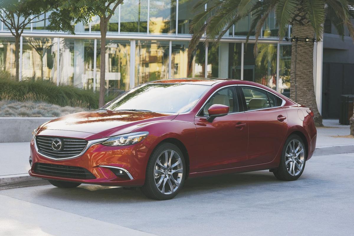 2017 Mazda6 Grand Touring - Exterior
