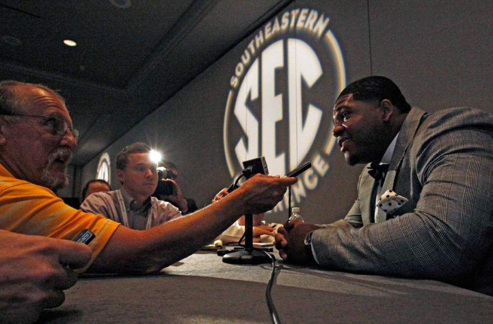 SEC media days: Wednesday's best quotes _lowres