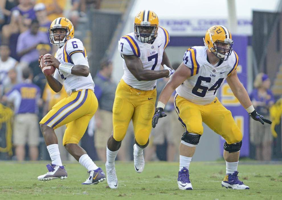 Rabalais: 'No contest' raises stakes for LSU game at Mississippi State _lowres