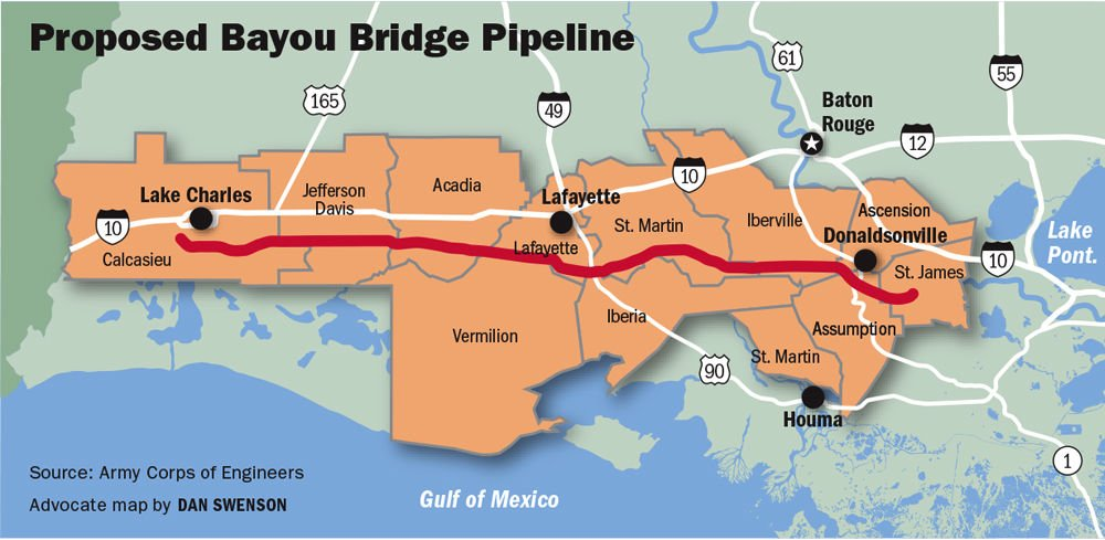Shreveport group coming to Baton Rouge to protest southern Louisiana
