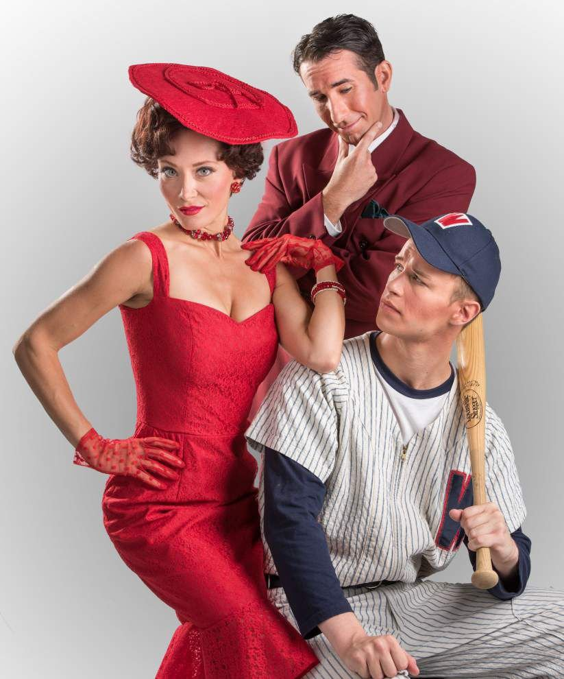 Tulane Summer Lyric opens season with 'Damn Yankees' _lowres
