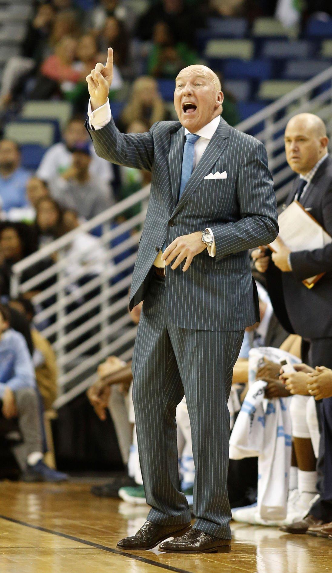 North Carolina Tulane Basketball