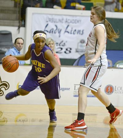 Rayne girls eye Class 4A state title Saturday against Ursuline _lowres