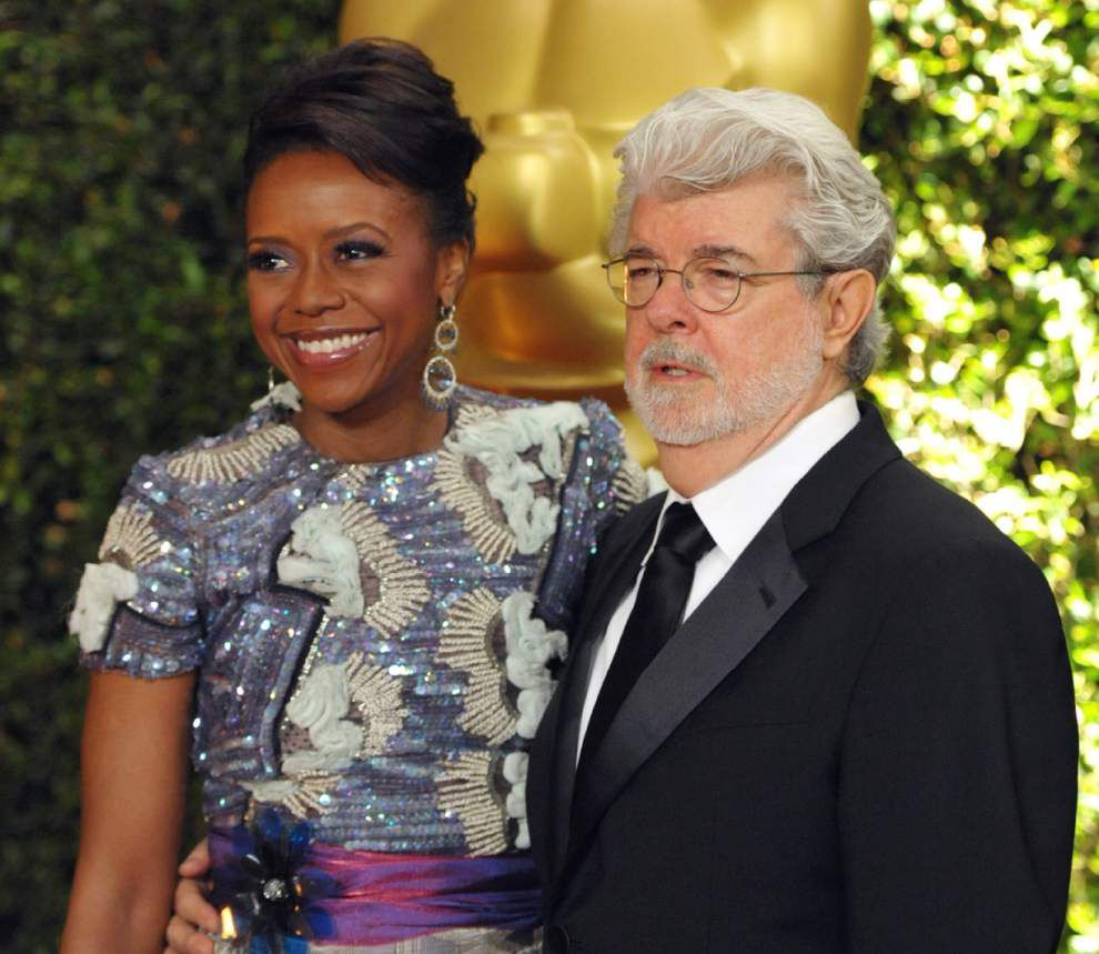 George Lucas, wife donate $25M to Chicago school _lowres
