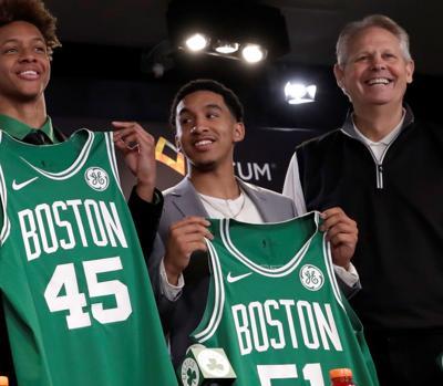 NBA Draft Celtics Basketball