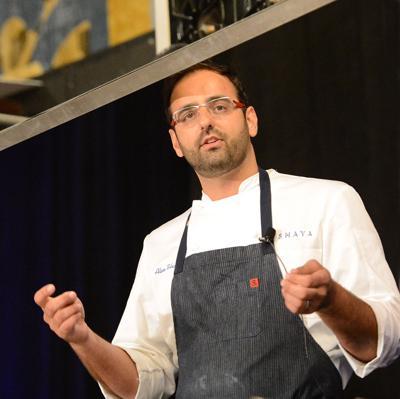 Chefs Charity Alon Shaya photo by Andrew Cohoon.jpg