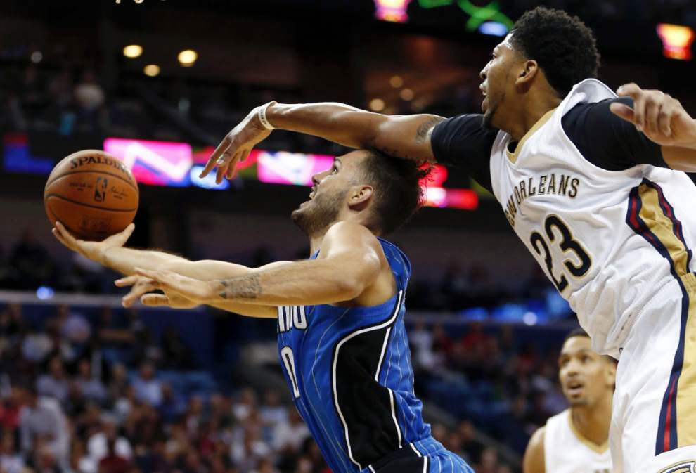 National columnist: Too often, Pelicans' Anthony Davis simply not playing hard enough _lowres