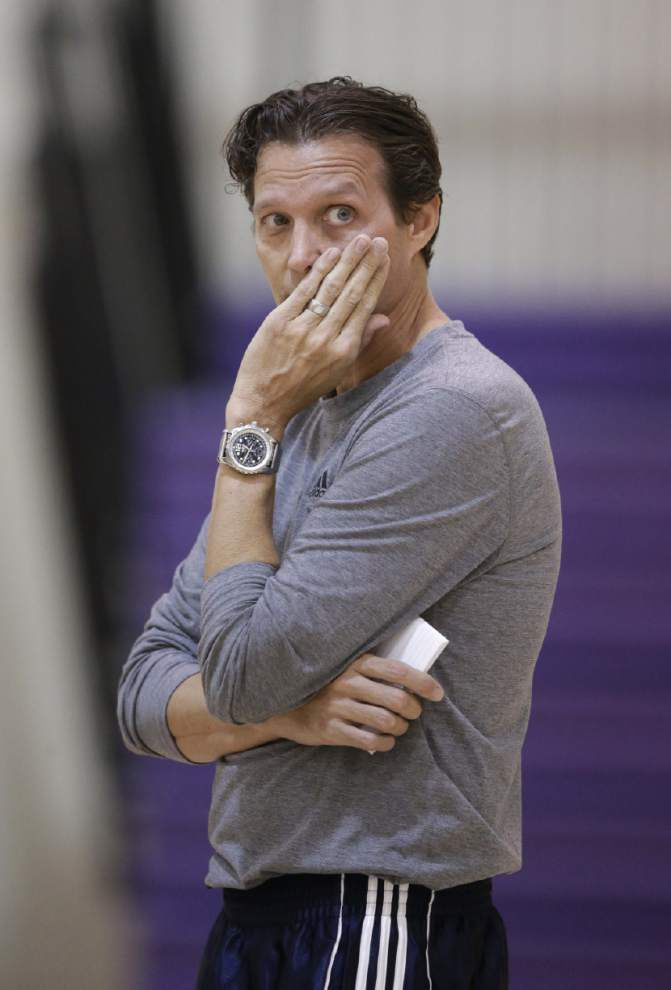 First-time coaches litter NBA landscape, including Quin Snyder _lowres