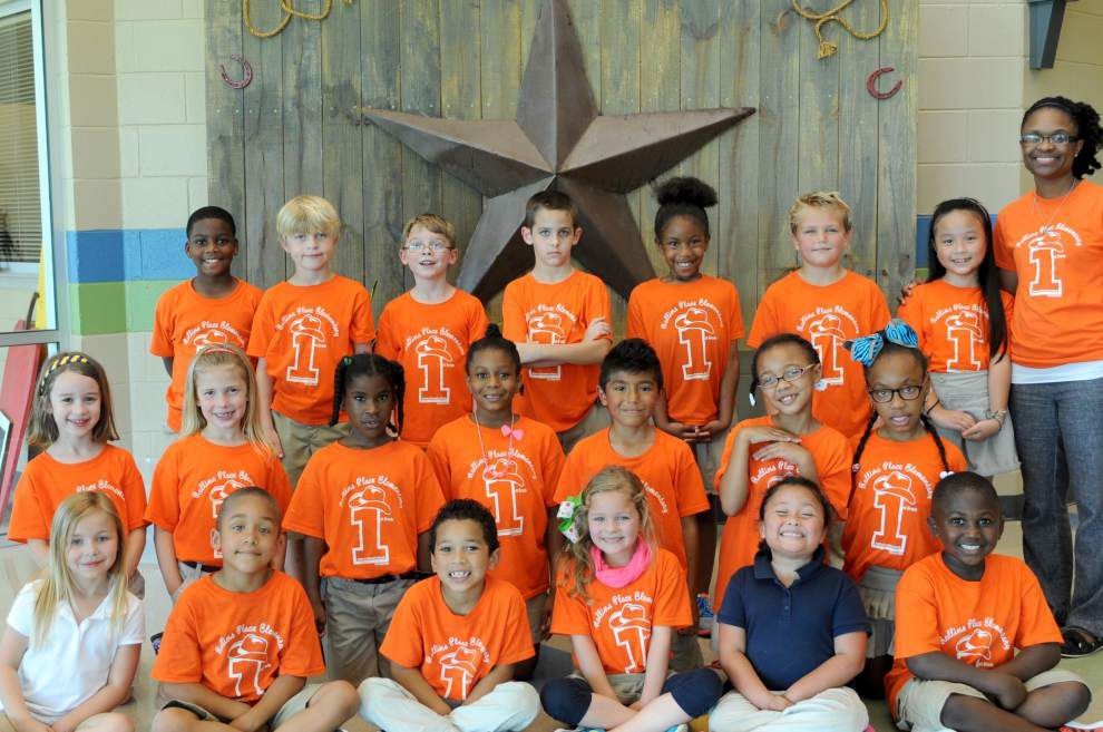Spotlight Classroom: Rollins Place Elementary School first grade _lowres