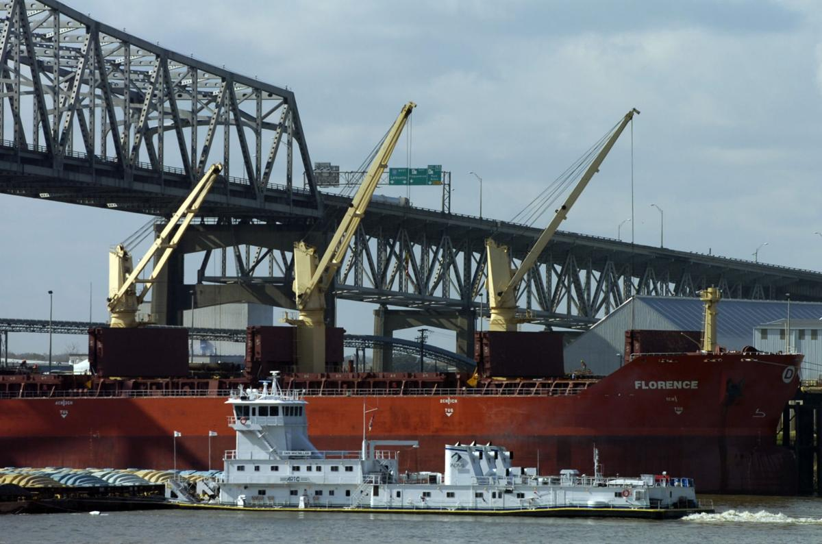 High prices push La. exports to record