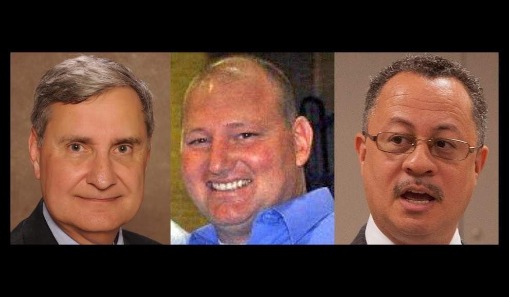 Lafayette School Board chooses 3 finalists for superintendent: Aguillard, Sam and Touchet _lowres