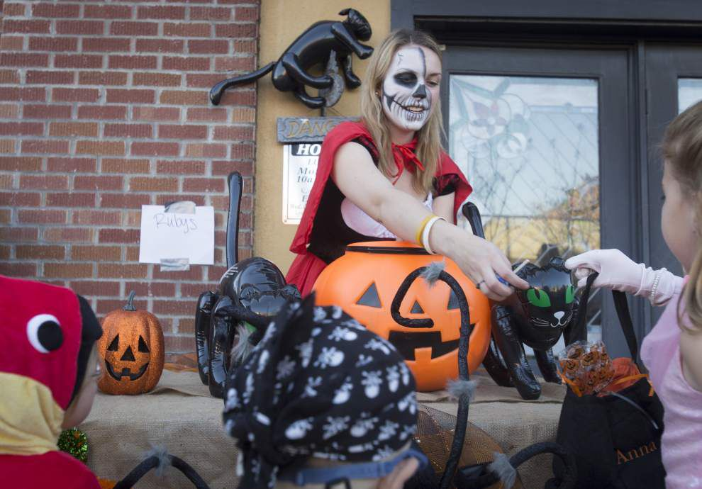 Lafayette Parish sets trick-or-treating for Saturday, but some neighborhoods moving to Friday due to weather concerns _lowres