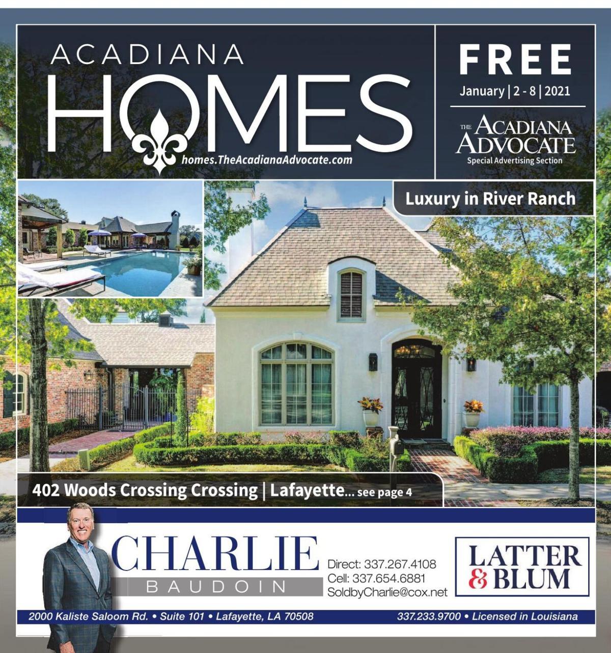 Acadiana Homes January 2, 2021