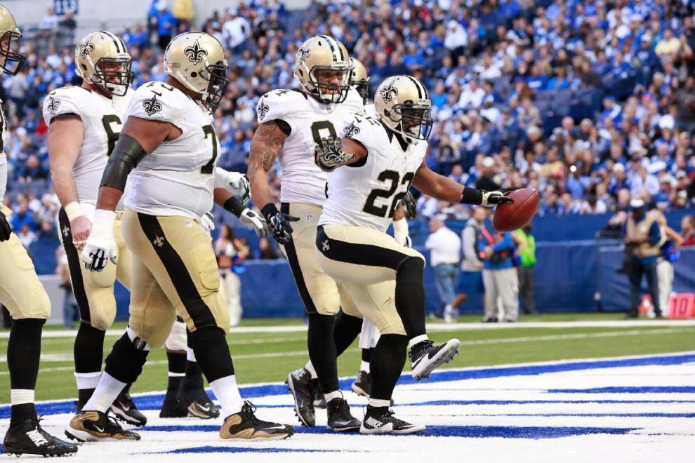 Saints' grades: Changes to offense made all the difference in win against Colts _lowres