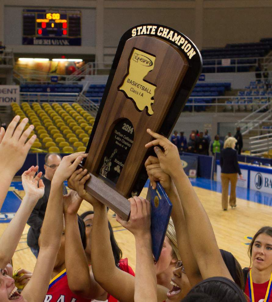 Video: Central Catholic-North Central Class 1A girls basketball title postgame _lowres