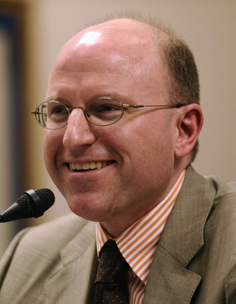 Louisiana Economic Development Secretary Stephen Moret to head LSU Foundation _lowres