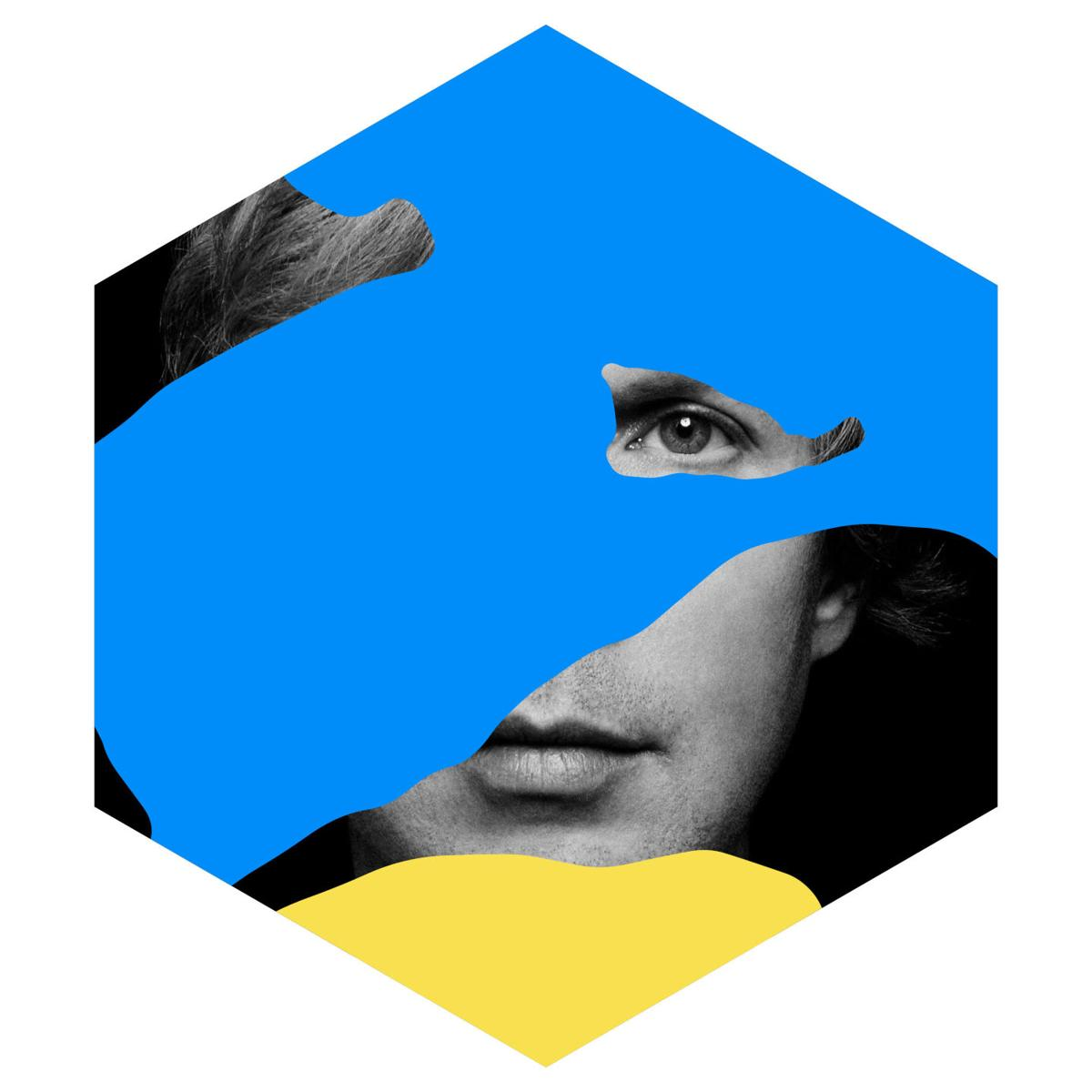 Beck Colors album cover for Red