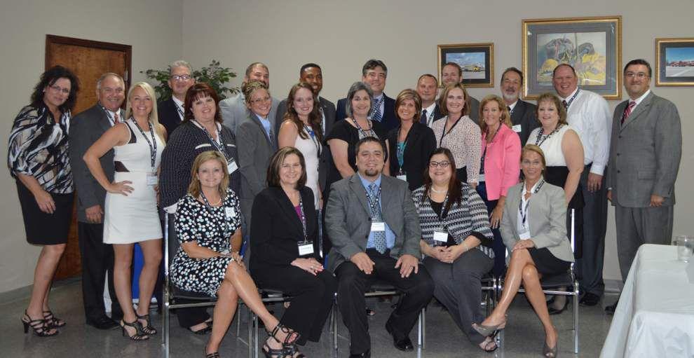 Livingston Parish Chamber graduates leadership participants _lowres