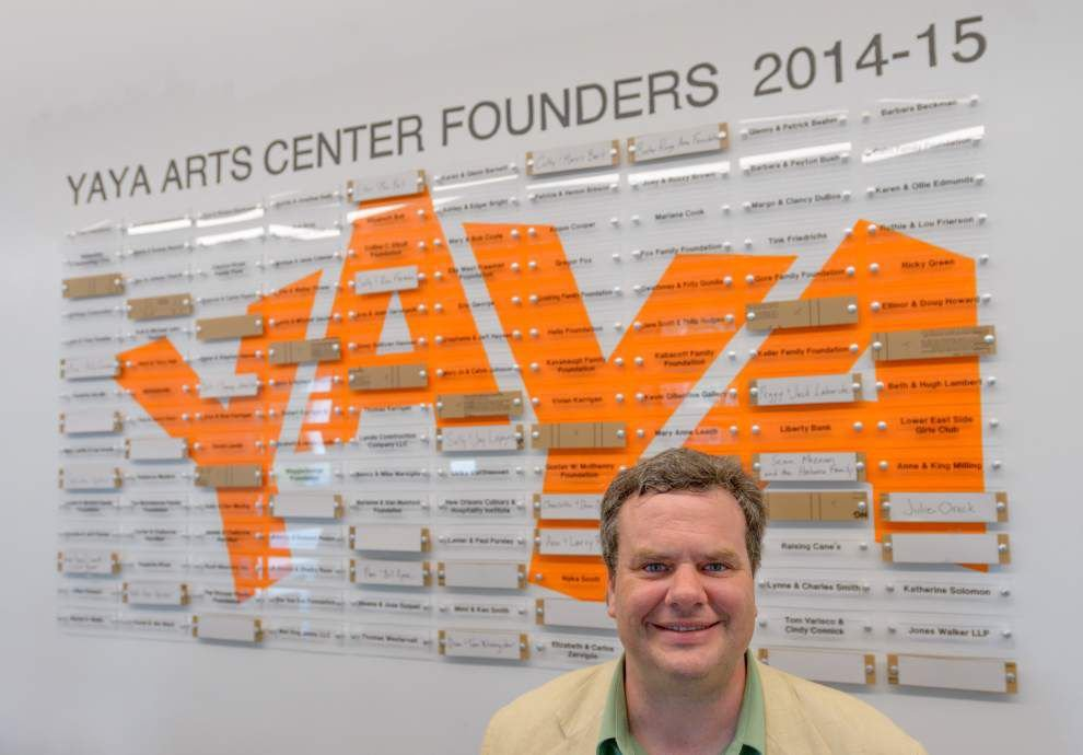 YAYA art center opens on Lasalle Street _lowres