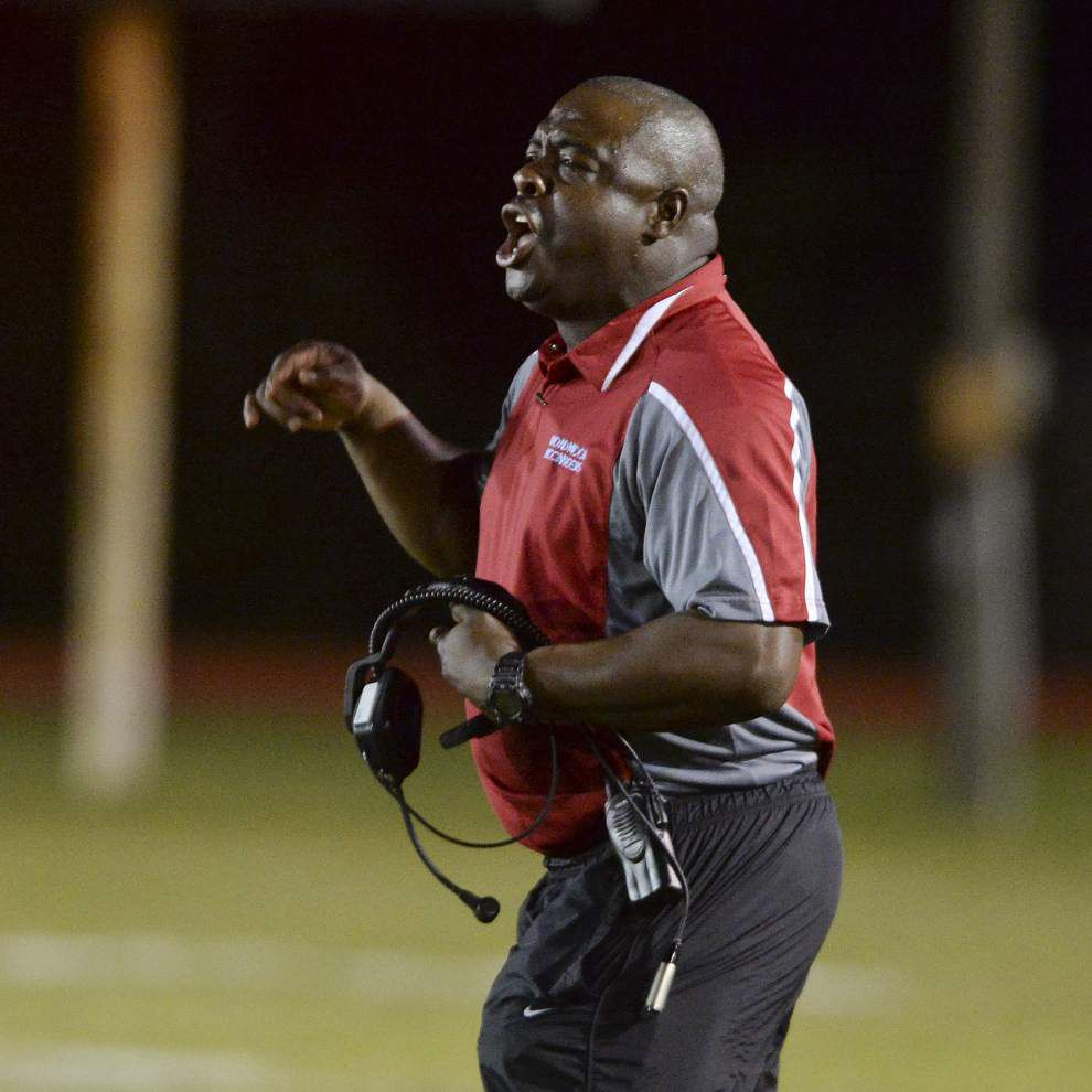 Elliott Wilkins is in his first year as Broadmoor's head coach but don't look for a major revamp _lowres