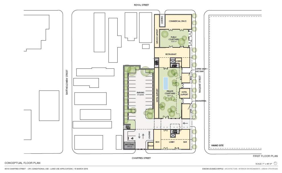 Planning commission to vote this week on proposed Bywater hostel _lowres