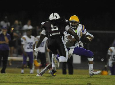 Thursday's Acadiana area prep football capsules _lowres