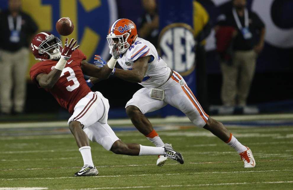 Scott Rabalais: Following a very familiar script, Alabama powers past Florida for the SEC title _lowres