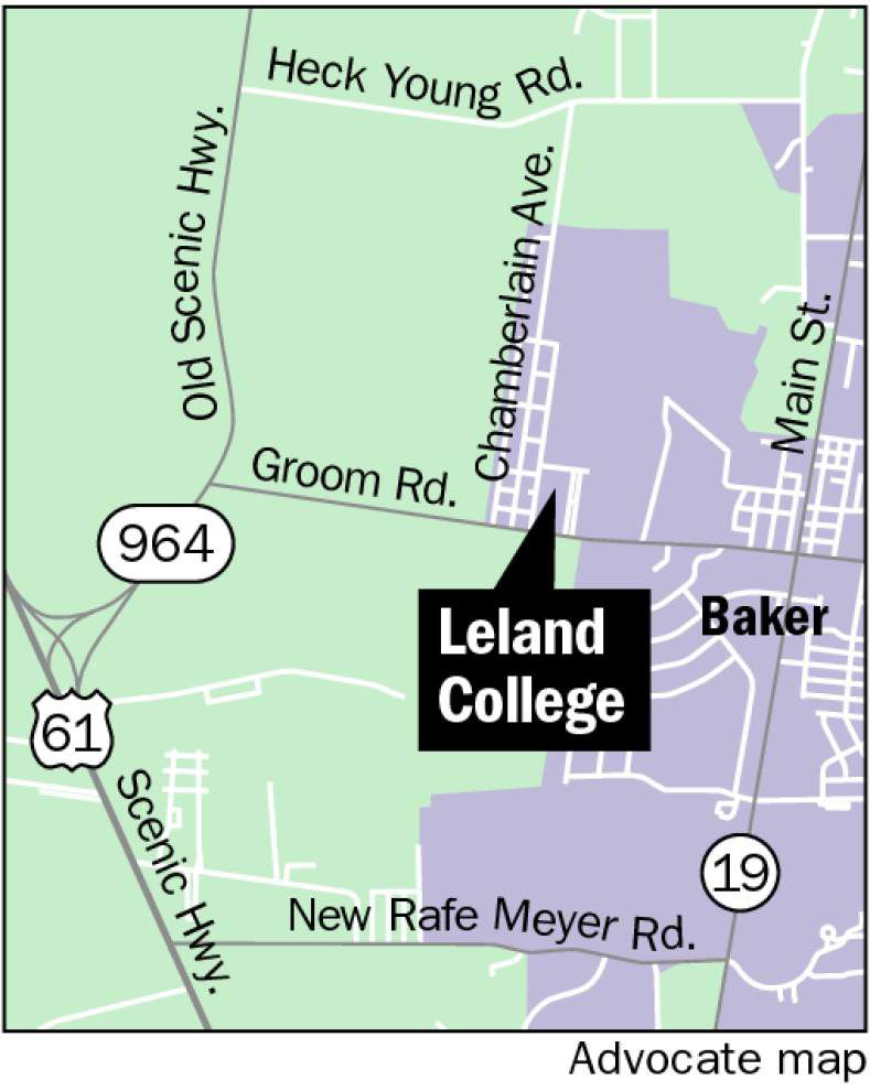 Religious retreat center planned at old Leland College site in Baker — councilman: 'this will give Baker the most positive publicity it has ever had' _lowres