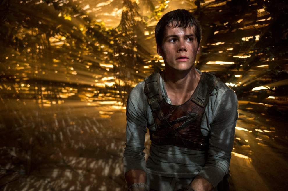 'Maze Runner' races past 'Tombstones' with $32.5 million _lowres