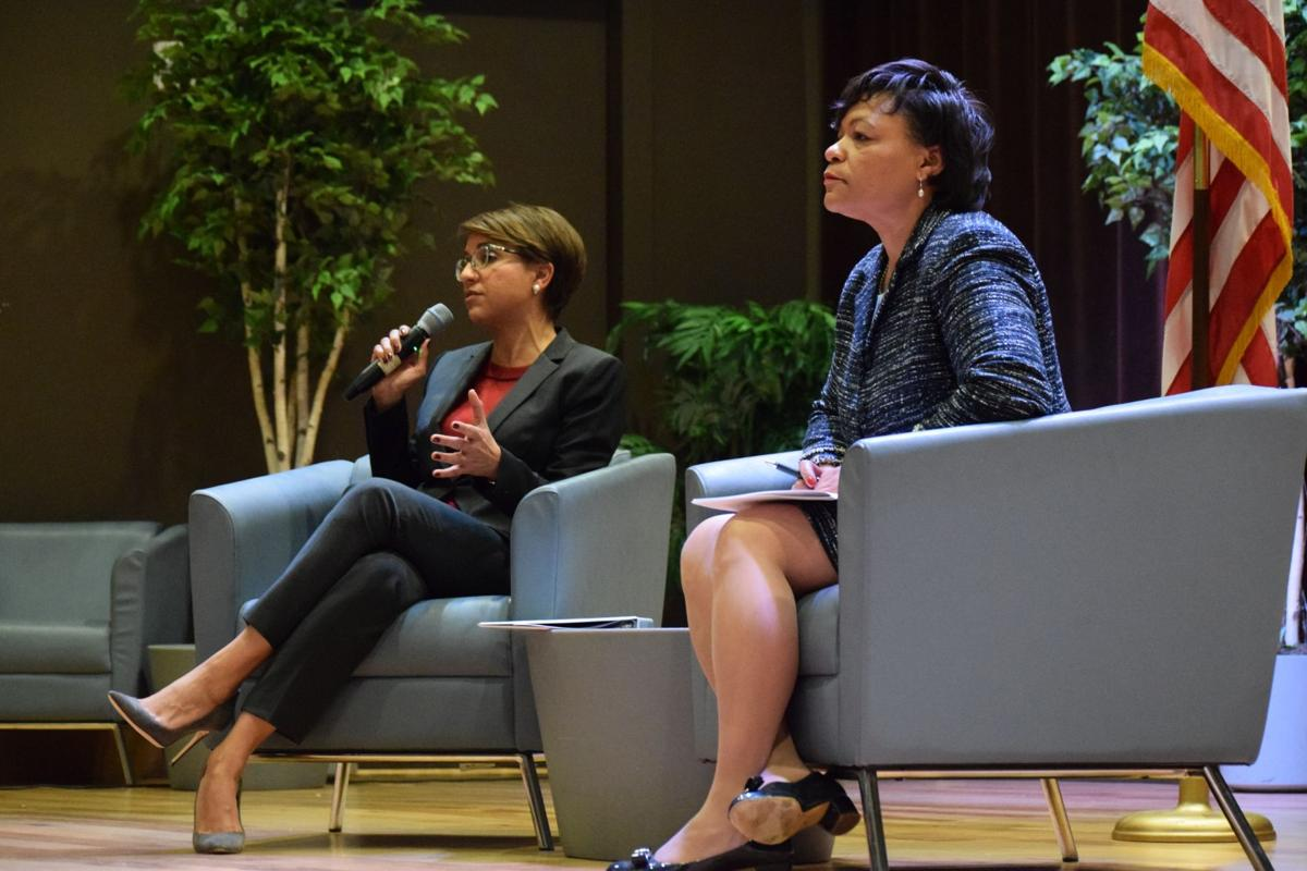 At mayoral panel, candidates plan a better future for New Orleans workers_lowres