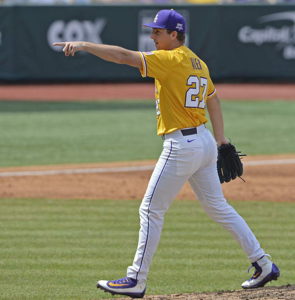 LSU baseball notebook: Showcasing Leonard Fournette-like impact, Jordan Romero named Tigers' starting catcher _lowres