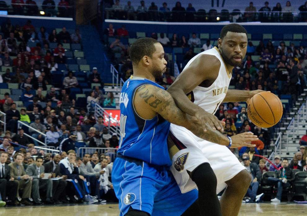 Pelicans' Tyreke Evans will test his hot start against Kawhi Leonard of the Spurs and LeBron James of the Cavaliers _lowres