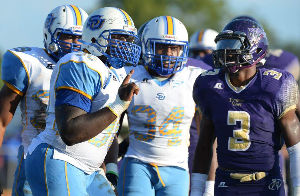 Photos: Southern vs. Praire View _lowres
