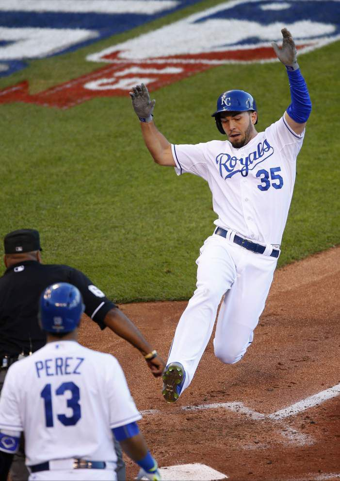 Royals finally get to David Price, claim 6-3 win for 2-0 ALCS lead _lowres
