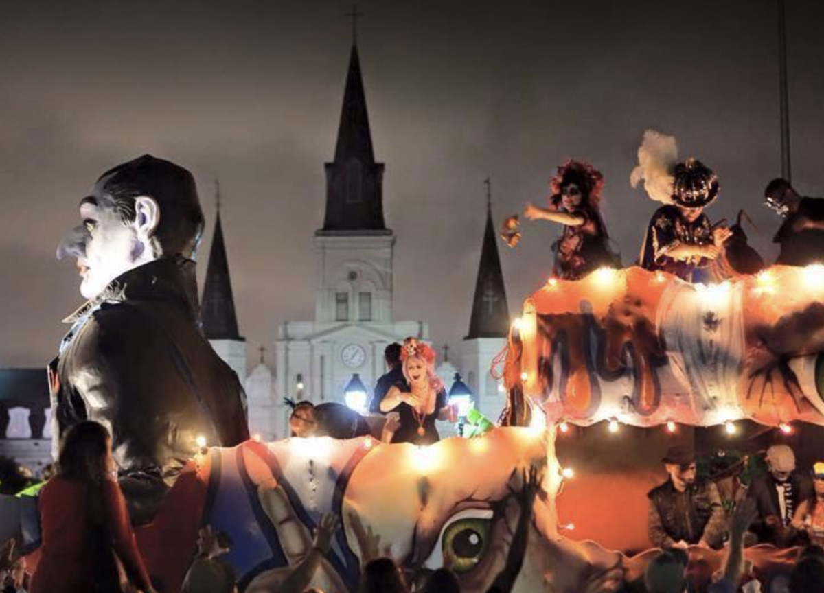 A Flock of Seagulls to headline Krewe of BOO! afterparty, completing the '80s-ization of New Orleans_lowres