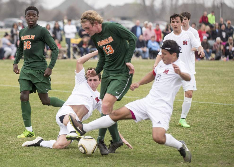Ben Franklin ousts St. Michael _lowres