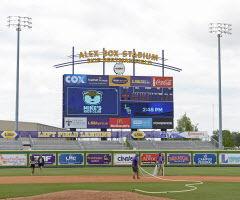 LSU baseball Alex Box stock