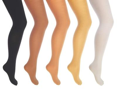 Sheer Nonsense?: New Orleans women ambivalent about comeback of pantyhose _lowres