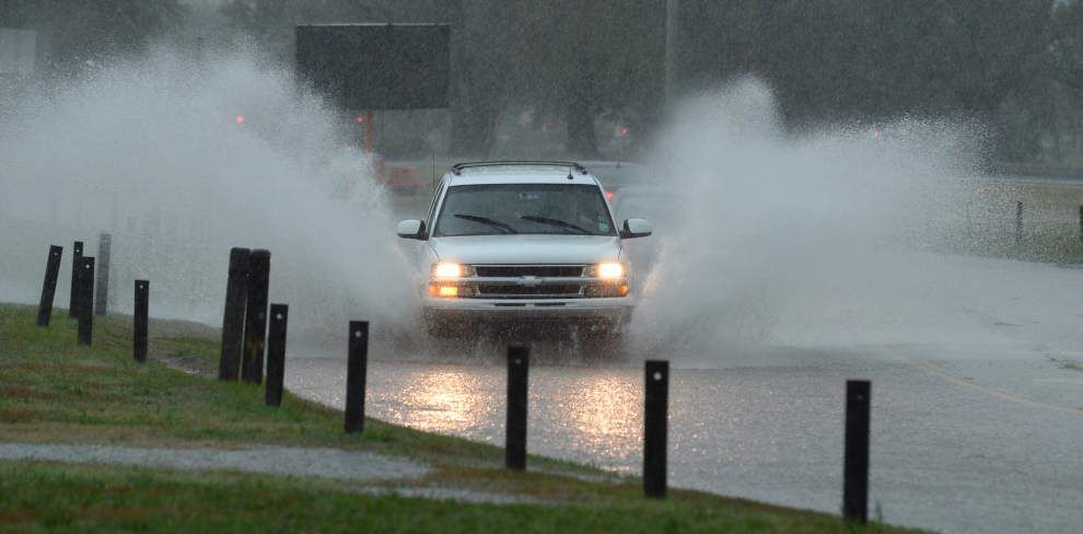 Ask The Advocate: Burbank Drive flooding, 25 mph speed limit signs _lowres